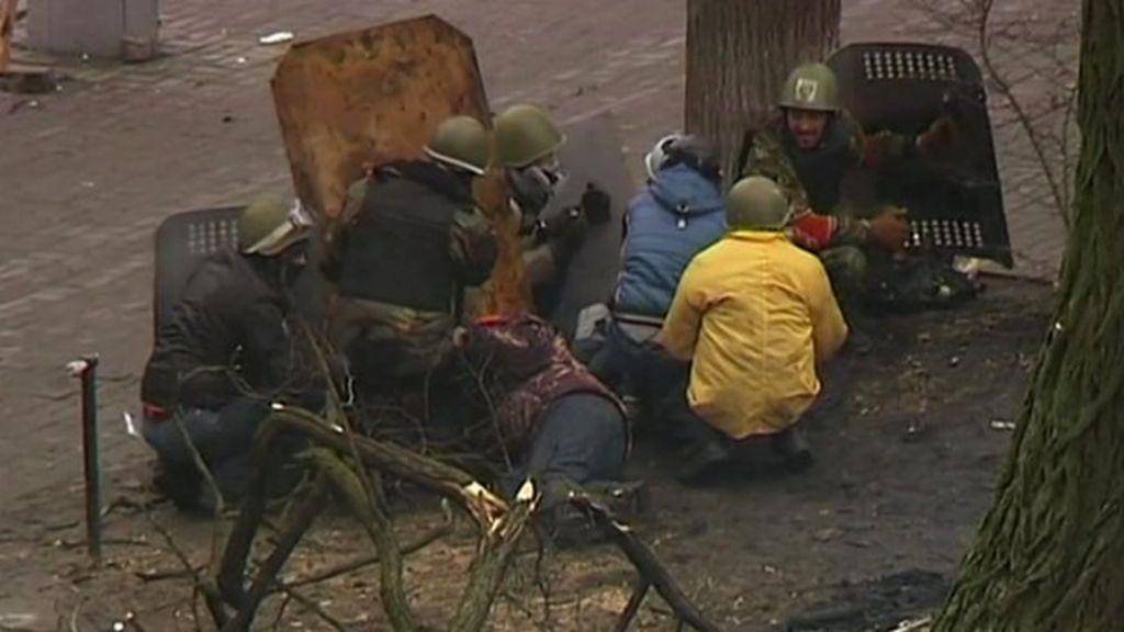 В деле о расстреле Евромайдана появилось новое видео