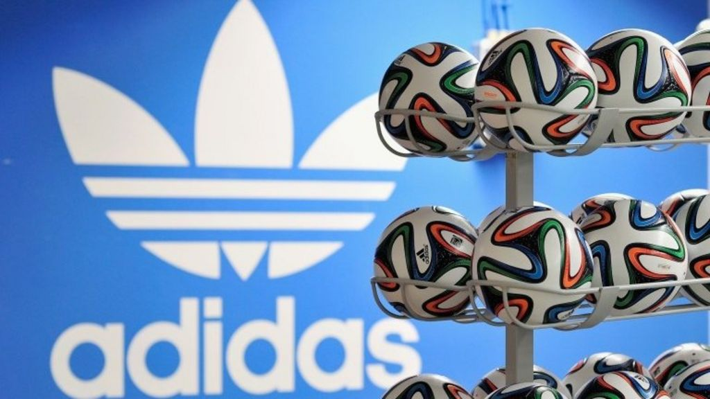 Adidas stops sale of 'sexual' Brazil World Cup T-shirts - BBC News