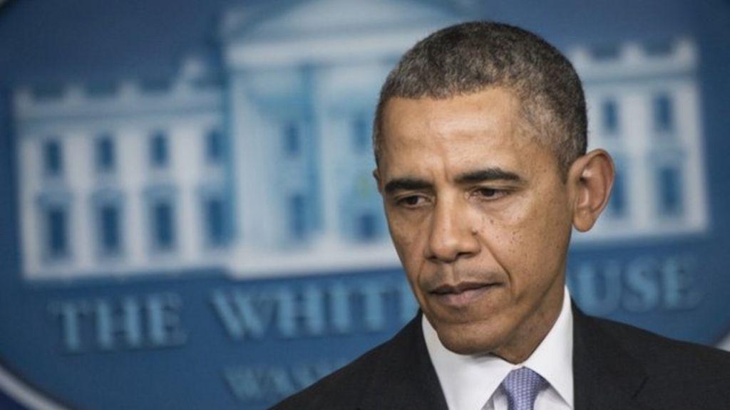 Ukraine crisis: Obama 'concerned' over military moves ...