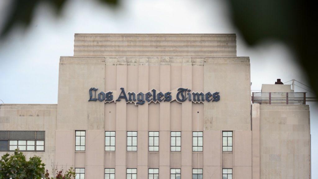 Los Angeles Times - eNewspaper