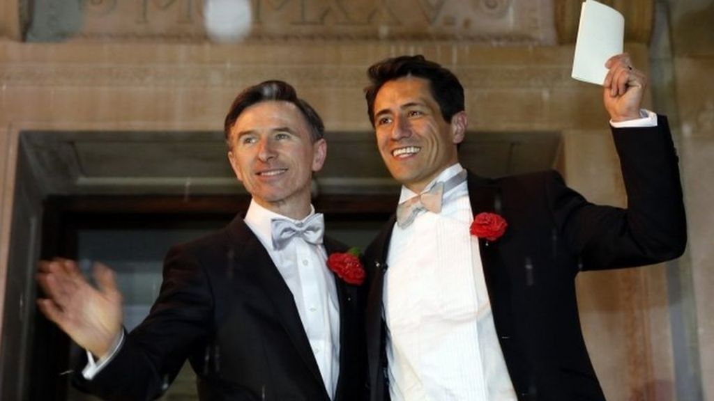 Gay marriage legal in uk bbc