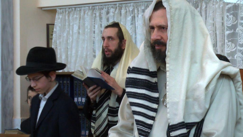 Crisis donetsk anti semitic leaflets stir old fears bbc news