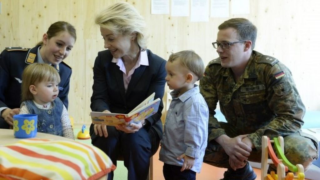 germany announces 100m euro makeover for bundeswehr bbc news. Black Bedroom Furniture Sets. Home Design Ideas