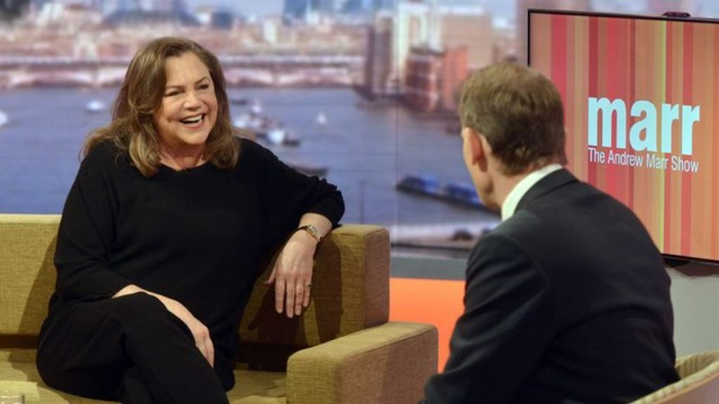 Kathleen Turner on her return to the London stage - BBC News