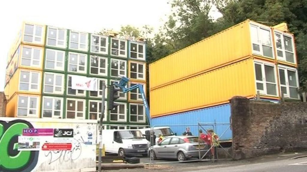 Brighton shipping container homes an 39 overwhelming success for Brighton house