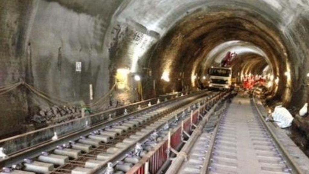 Rail works
