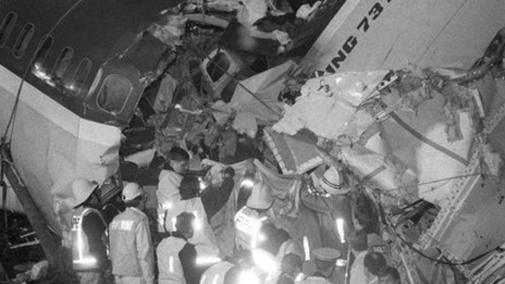 BBC Midlands Today at 50: Kegworth air disaster - BBC News