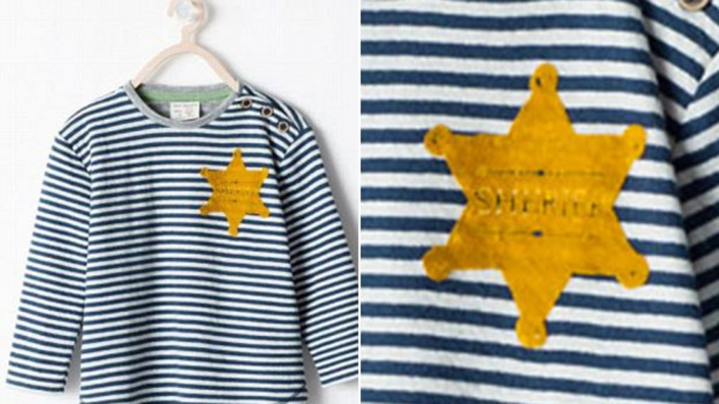 Zara S Holocaust Uniform And Other Clothing Errors Bbc