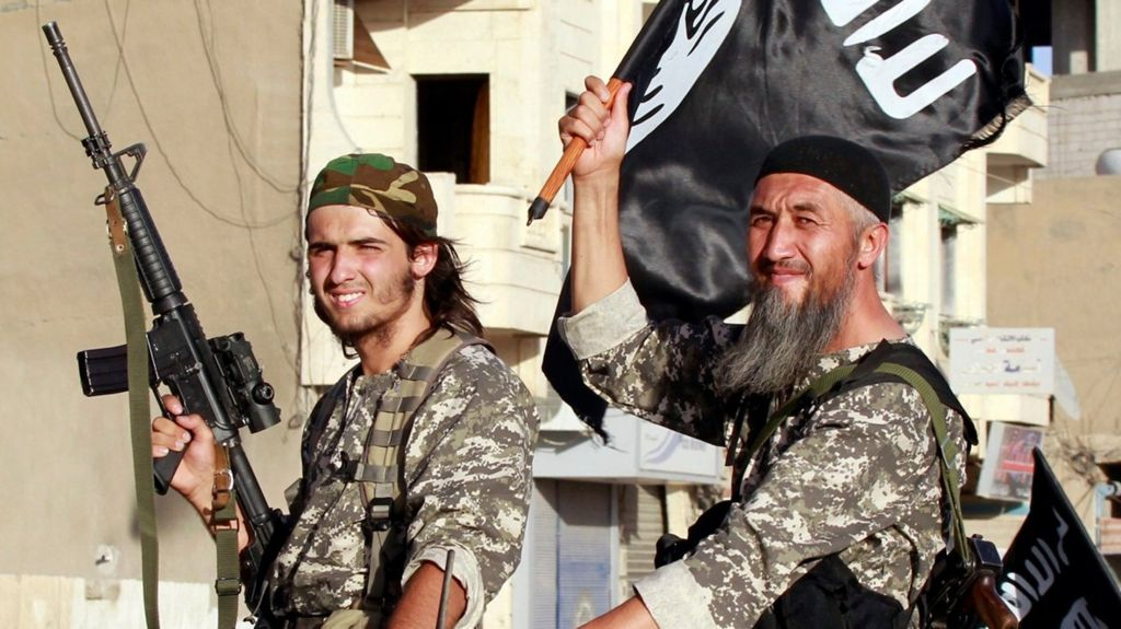 Islamic State: Where does jihadist group get its support ...