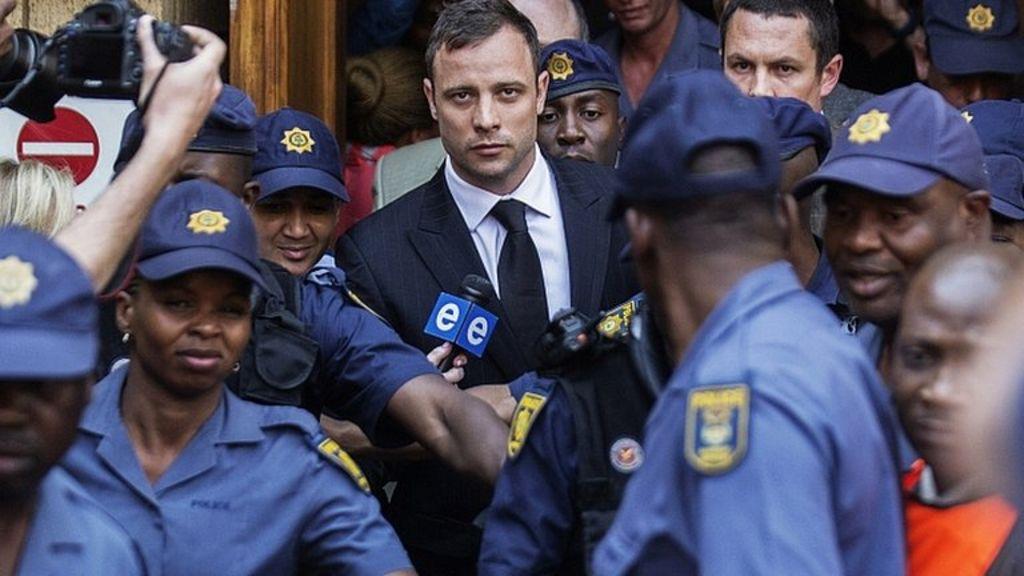 Oscar Pistorius found guilty of culpable homicide - BBC News