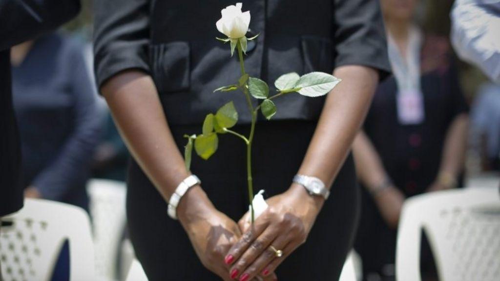 Kenya marks anniversary of deadly Westgate mall attack ... - Nairobi