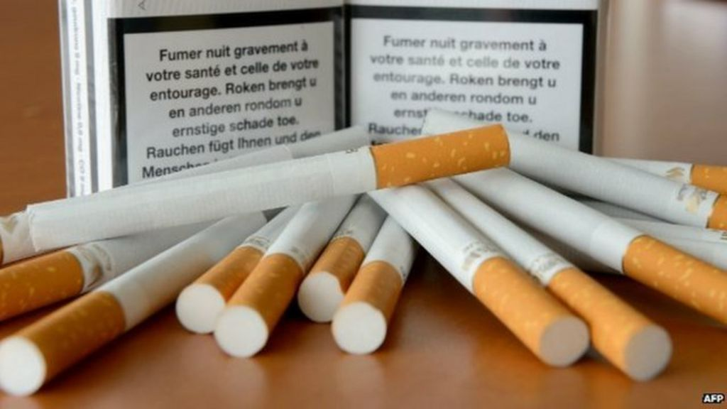 plain packaging on cigarettes essay Summary of the main themes that emerged from the consultation on plain and standardized packaging for tobacco products.