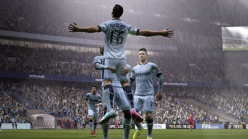 Alien attacks and Fifa 15 chants: The art of video game noise - BBC ...