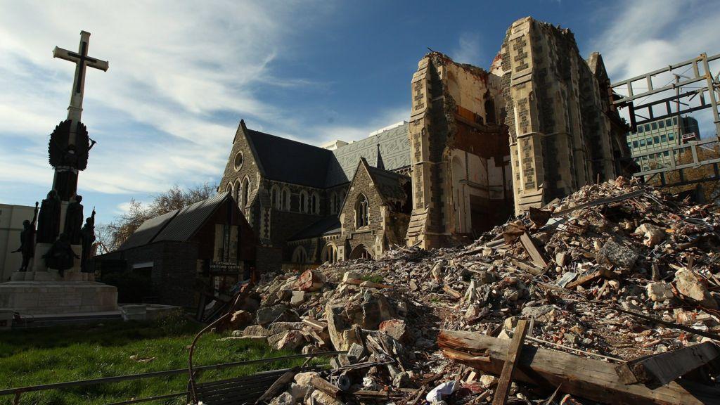 christchurch earthquake essays