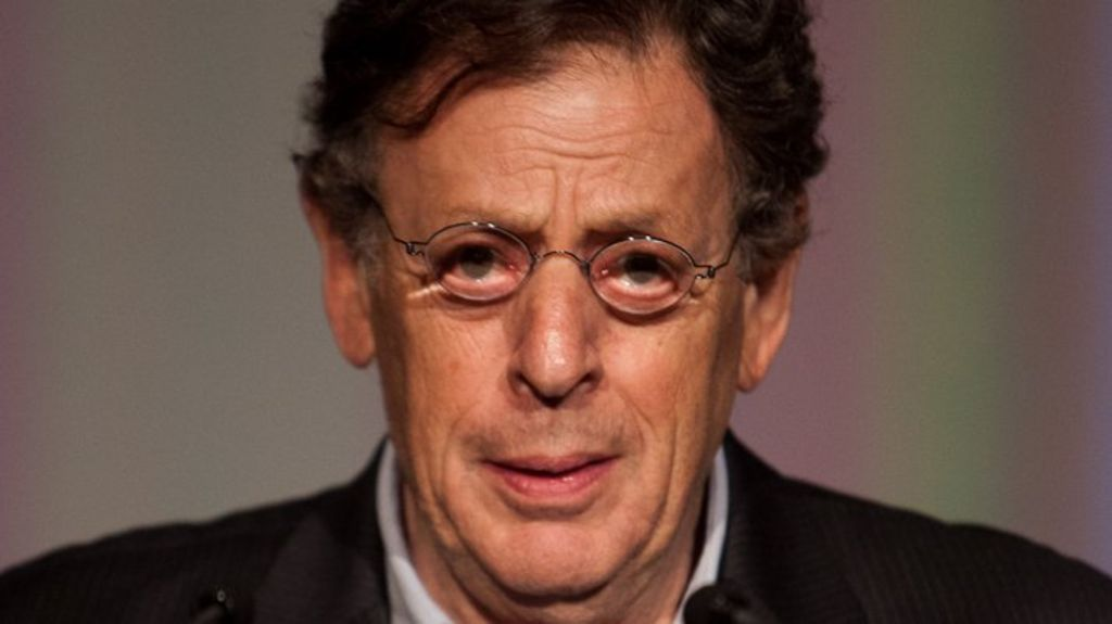 Philip Glass: My aim is to be a populist - BBC News
