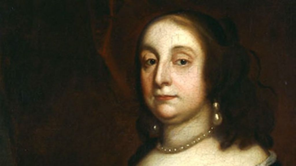 Elizabeth: Oliver Cromwell's 'queen'