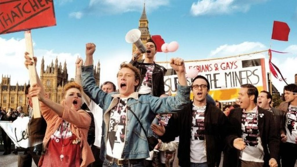 People who inspired Pride tell their story - BBC News