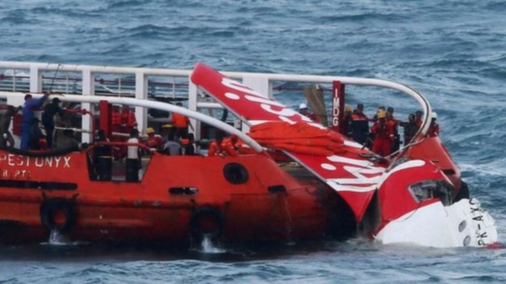 Singapore ends search for crashed AirAsia flight - The Hindu