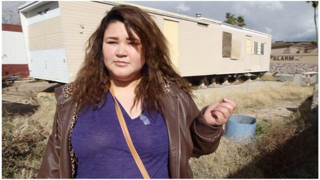 Bbc Pop Up Life At Tucson S Sleepy Hollow Trailer Park