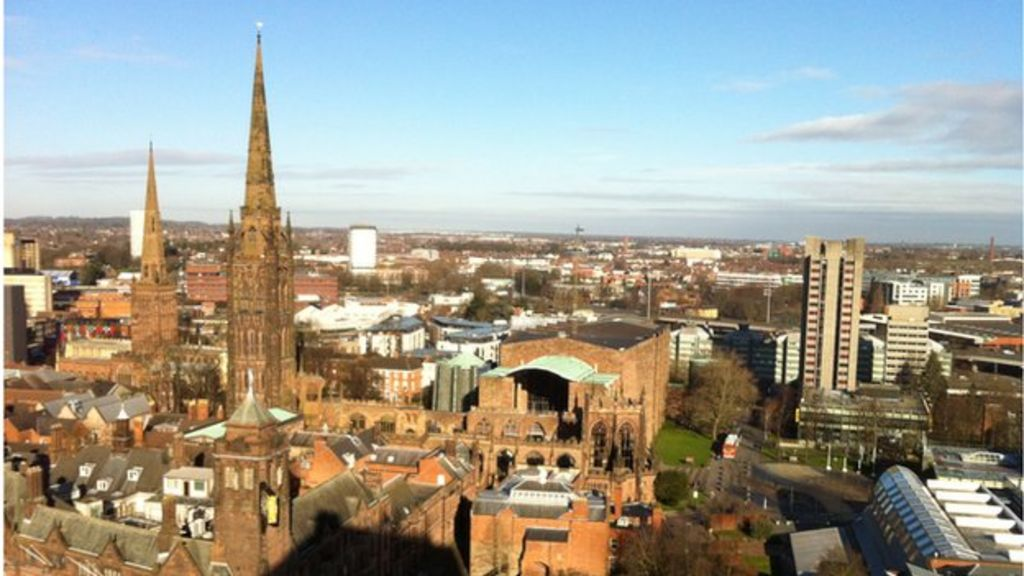 Coventry city centre could be 39 quartered 39 into nine for Coventry plan