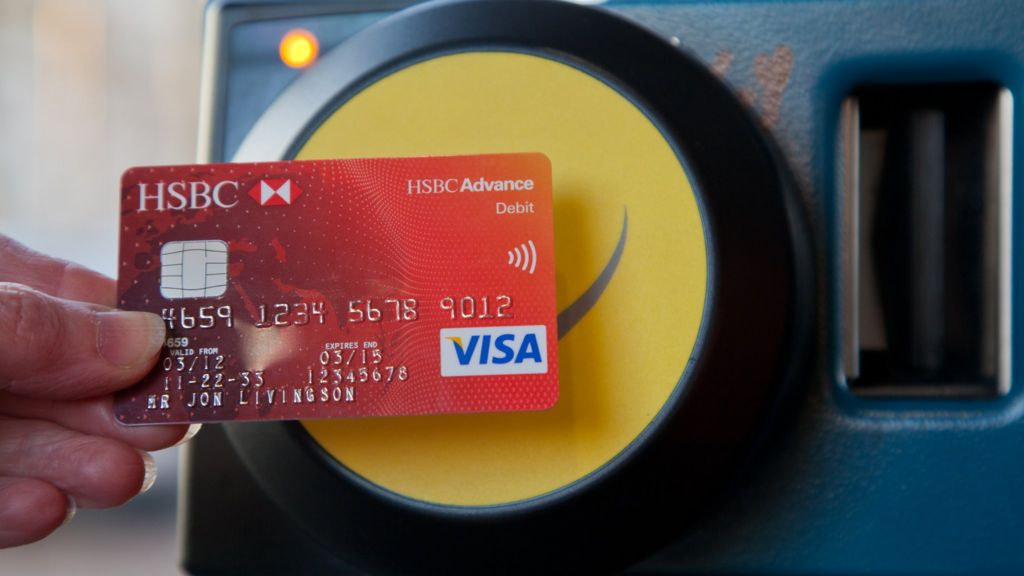 Contactless card limit rises to £30 as card use surges - BBC NewsUK shoppers will now be able to spend up to £30 using contactless cards after the limit was increased from £20, amid a surge in people using them.