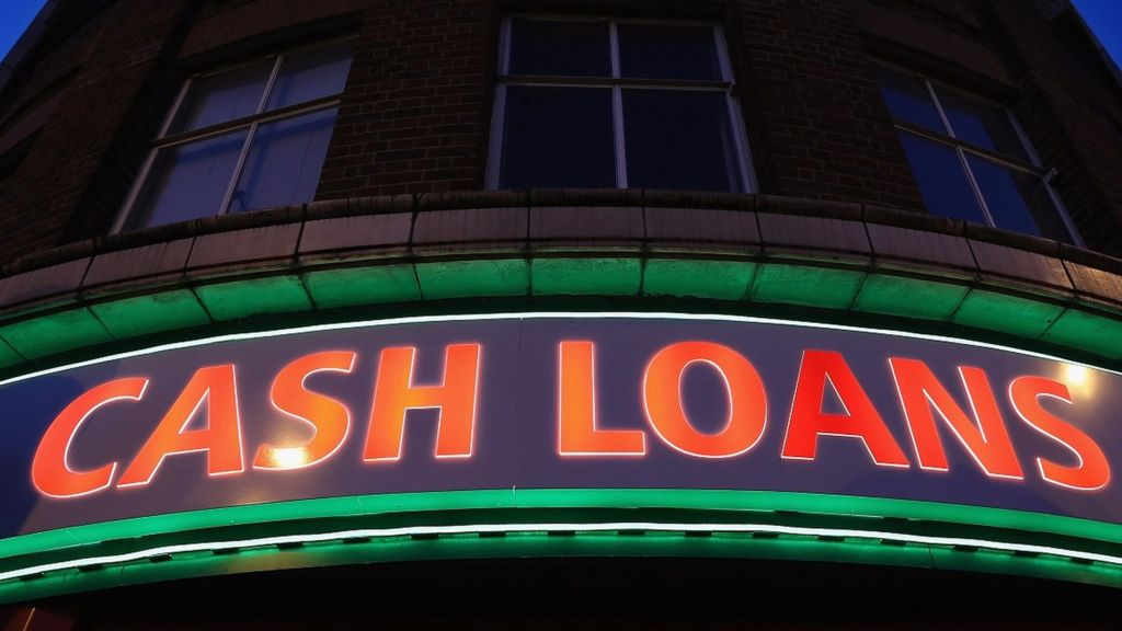 Loan shark fear amid payday lending crackdown - BBC News