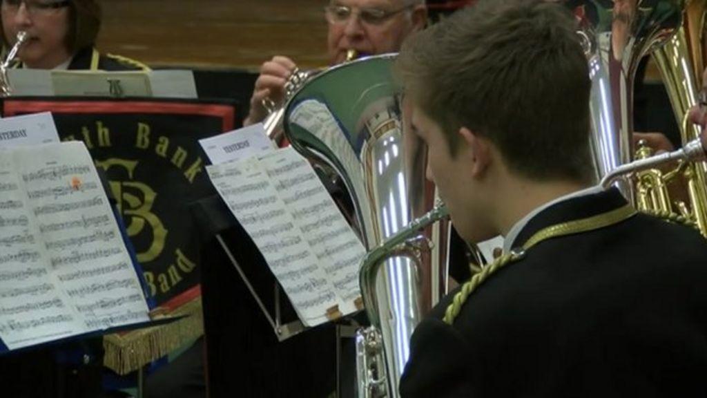 South Bank Brass Band buoyed by membership turnaround - BBC ...