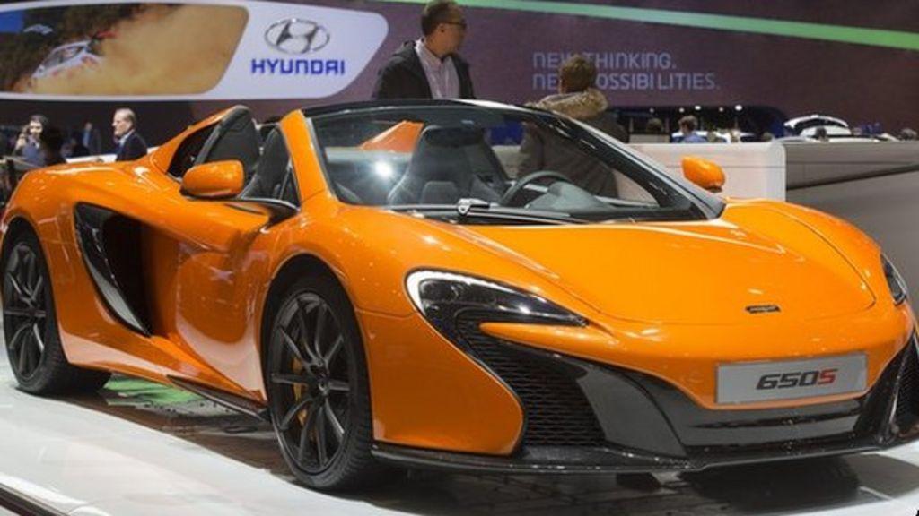 F1 tech still shaping tomorrow's transport - BBC News