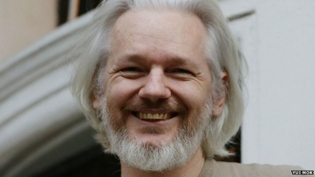 Julian Assange Lawyer This Is A Great Victory Bbc News