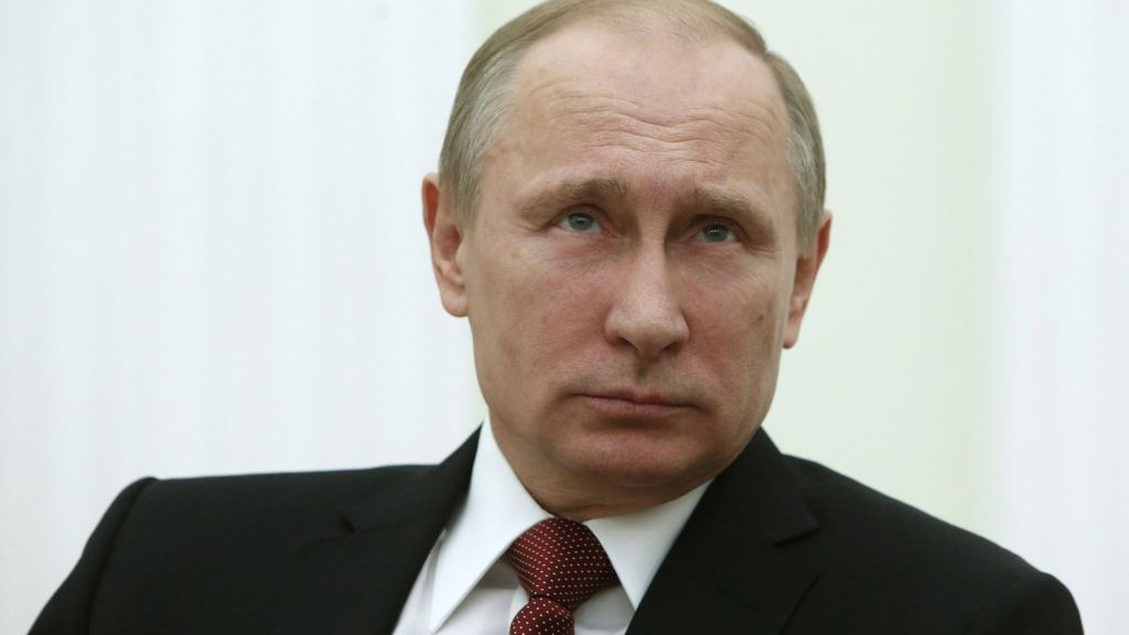 Speculation rife as world waits for Putin to reappear - BBC News