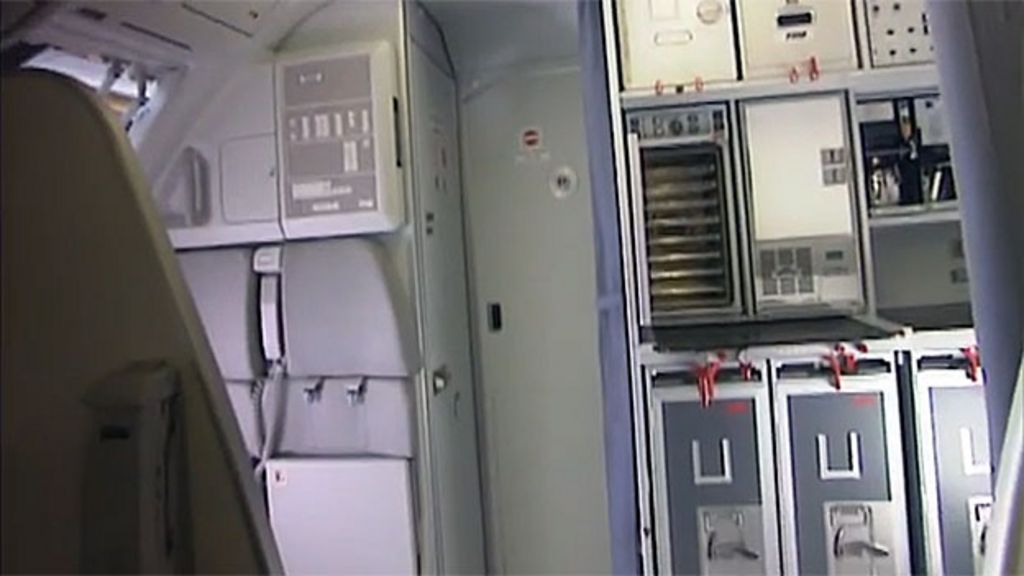 Who What Why How Are Cockpit Doors Locked Bbc News