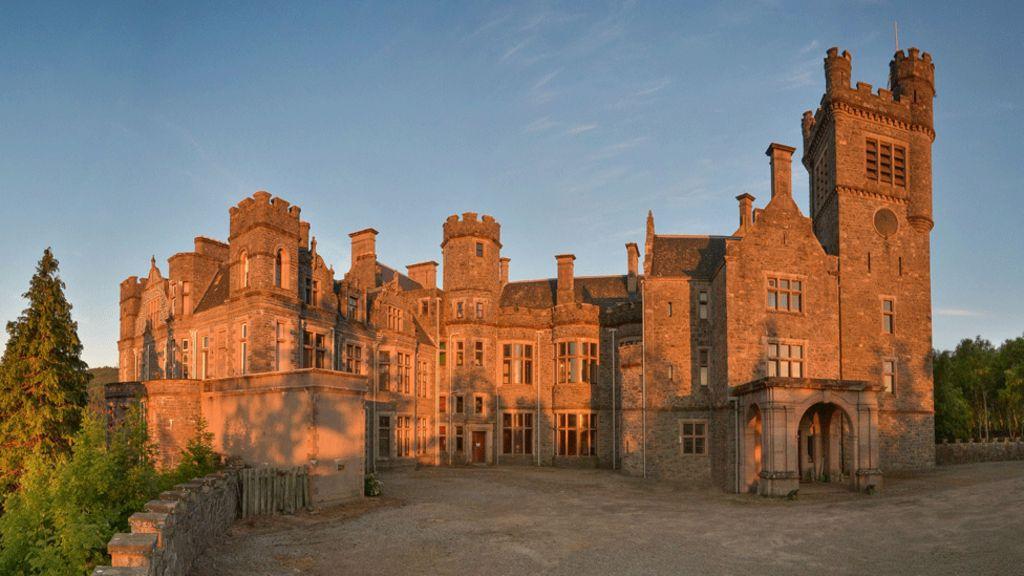carbisdale castle art collection sold for  u00a31m