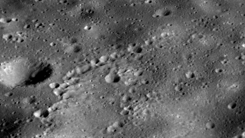 the probe that landed on mercury - photo #16