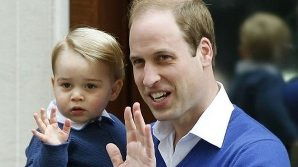Royal baby: Duchess of Cambridge gives birth to daughter - BBC ...