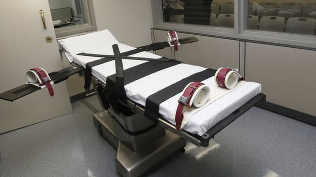 Is the death penalty dying out in the US? - BBC News