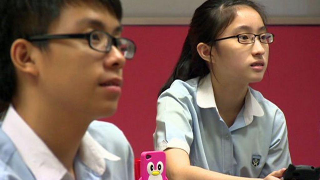 Asia tops biggest global school rankings - BBC News