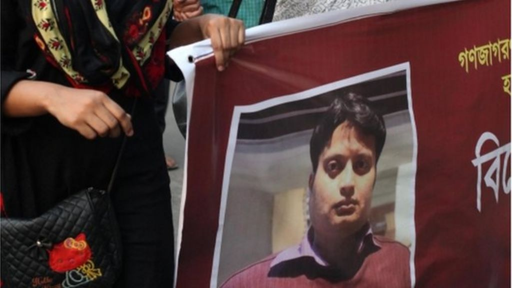 Bangladesh blogger Ananta Bijoy Das hacked to death - BBC News