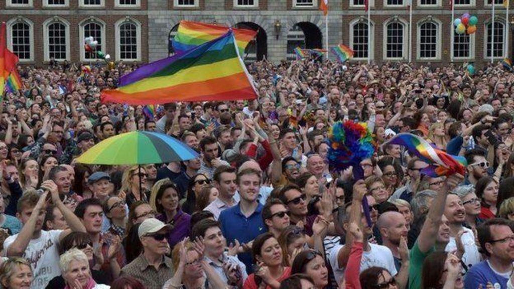 same sex marriage northern ireland vote in Waterloo