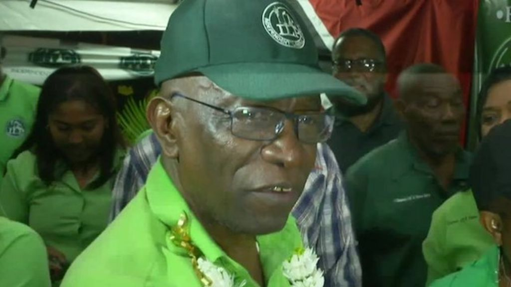 Jack Warner investigated over Haiti earthquake money - BBC News