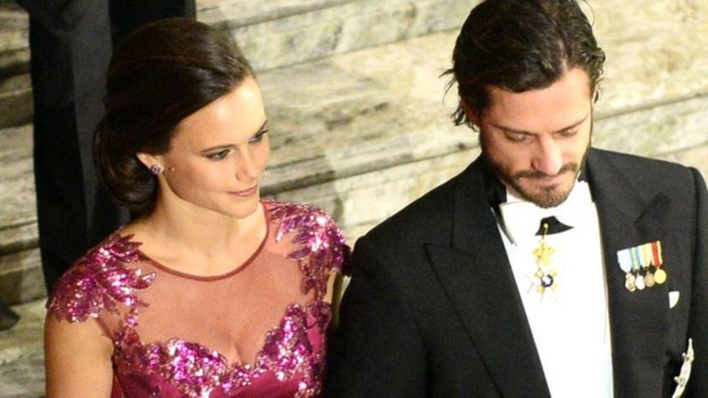 Sweden royal wedding: Sofia Hellqvist becomes real-life princess ...
