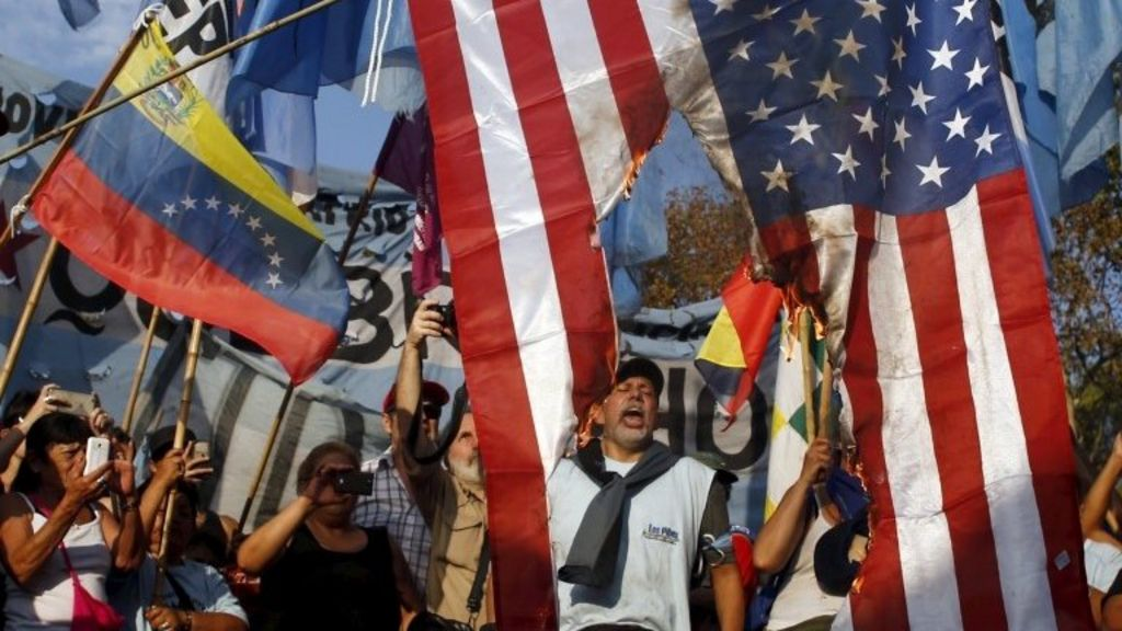 US Venezuela talks take place in Haiti despite tensions - BBC News