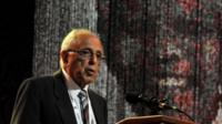 Ahmed Kathrada. Picha: Desemba 2013
