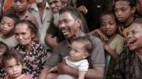 Alberto Mohamed returns to East Timor to find his family after 32 years.