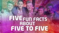 five to five