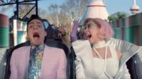 Katy Perry in the video for Chained To The Rhythm