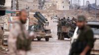 قوات حكومية سورية