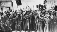 Петроград 1917