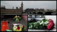 People living in and visiting London share the same optimistic message in the aftermath of the attack.