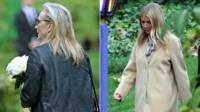 Meryl Streep and Gwyneth Paltrow