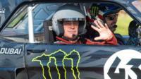Matt LeBlanc in Top Gear